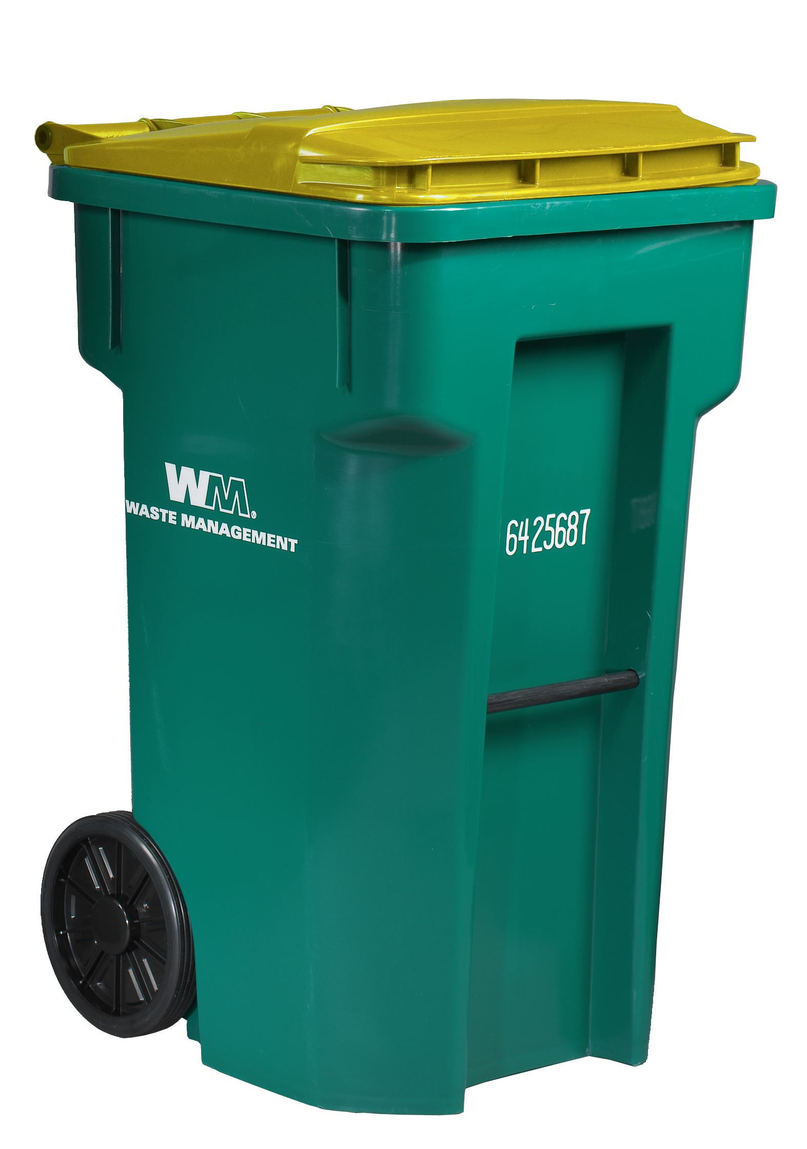 Waste Management Recycle Container (IMAGE)