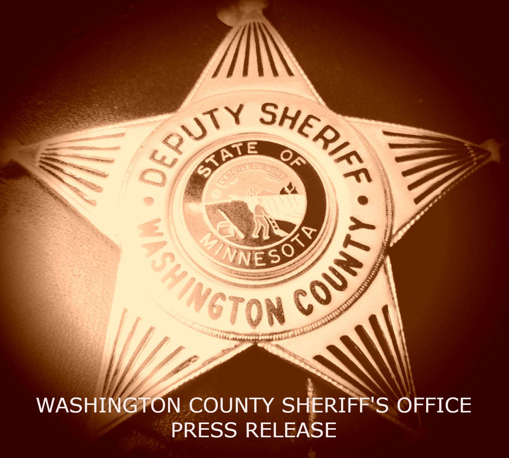 Washington County Sheriff&#39s Office Press Release (IMAGE)