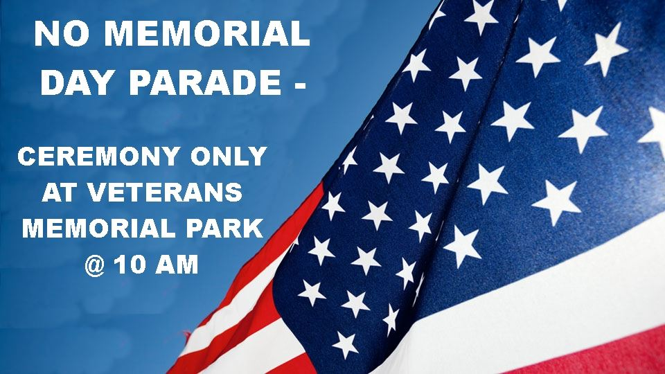 Memorial Day Parade (IMAGE)
