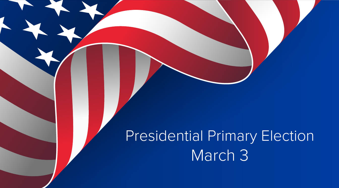 Presidential Primary Election (IMAGE)
